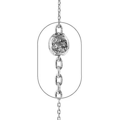 "Image of """"Meteor Falls"" silver bracelet"""
