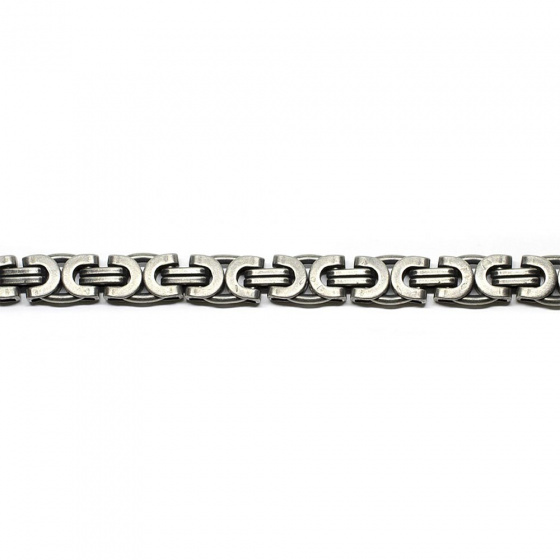 "Image of ""Men's stainless steel bracelet, SB1382"""