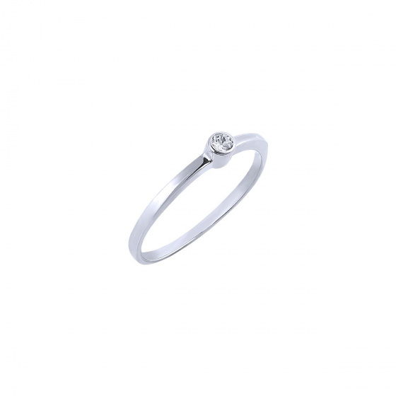 """Image of """"""""Fancy"""" silver ring"""""""