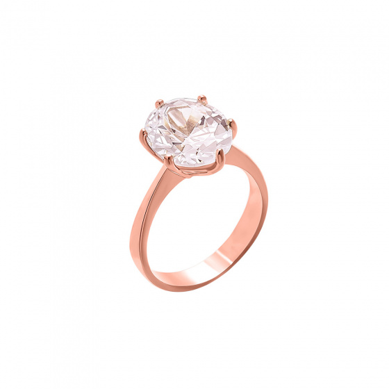 "Image of """"Wonderland"" rose gold ring K9"""