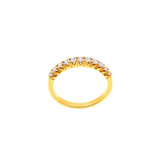 """Εικόνα του """"Χρυσό δαχτυλίδι Κ14 """"Magnificent"""""""""""