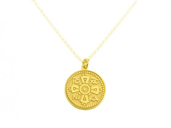 """Εικόνα του """"Χρυσό Κ14 Κωνσταντινάτο #1 (μικρό)"""""""
