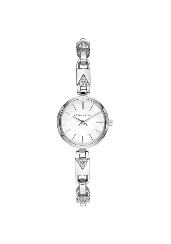 "Image of ""MICHAEL KORS Jaryn Mercer MK4438 Women's Bracelet Watch"""