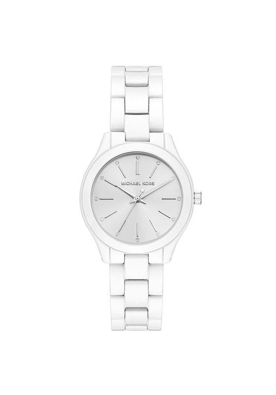 "Image of ""MICHAEL KORS Slim Runway MK3908 Women's Bracelet Watch"""