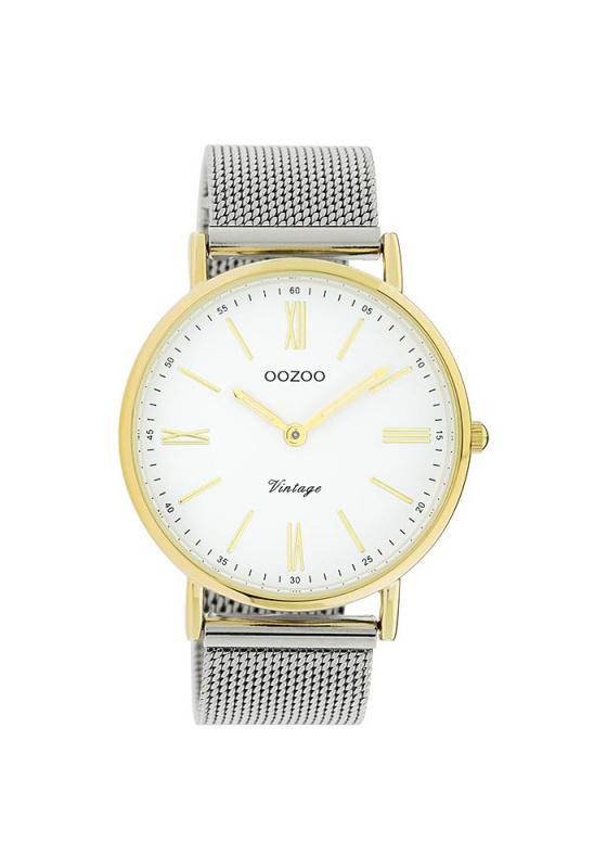 """Εικόνα του """"OOZOO Vintage C20118 Unisex Ρολόι με Μπρασελέ"""""""