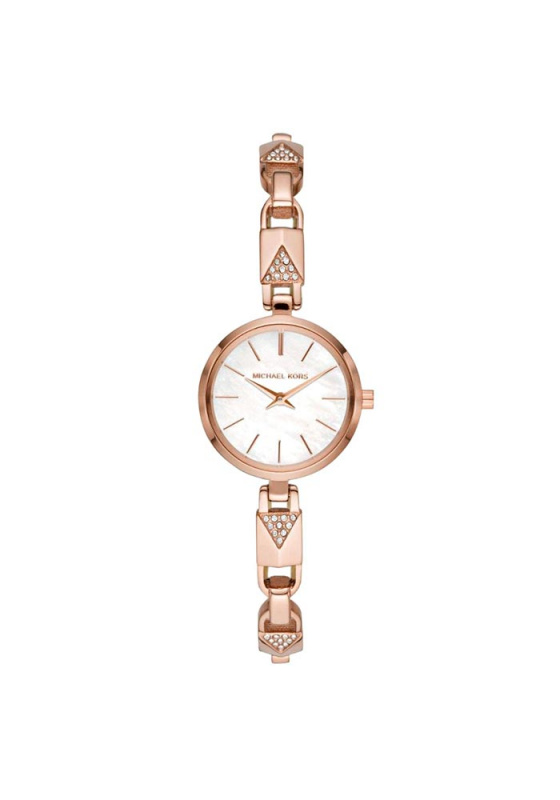 "Image of ""MICHAEL KORS Jaryn Mercer MK4440 Women's Bracelet Watch"""