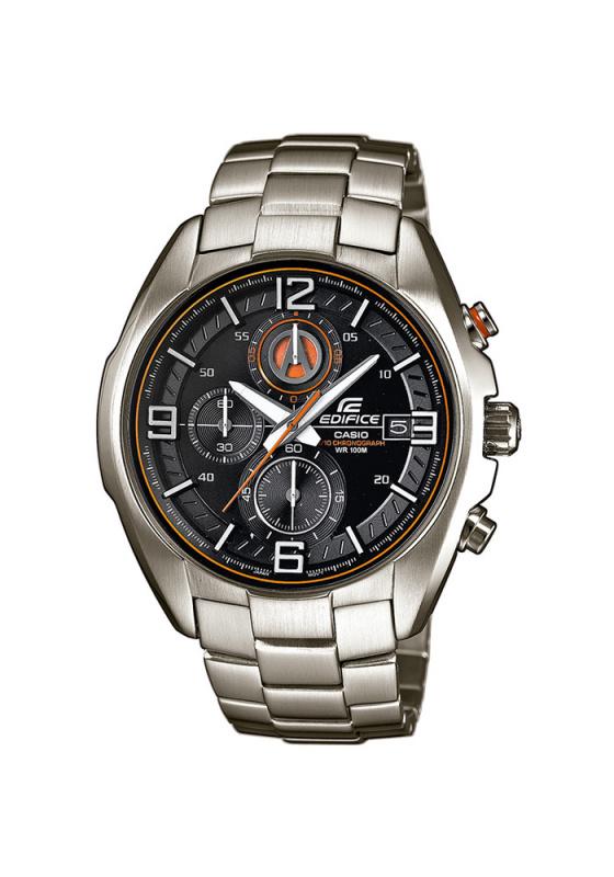 """Εικόνα του """"CASIO Edifice EFR-529D-1A9V Ανδρικό Ρολόι με Μπρασελέ (Ανοξείδωτο Ατσάλι)"""""""