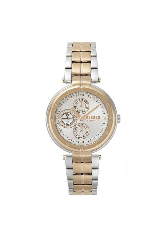 """Εικόνα του """"VERSUS Bellville Crystals VSP500618 Γυναικείο Ρολόι με Μπρασελέ"""""""