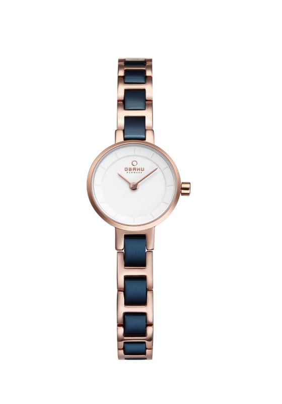 "Image of ""OBAKU Let V198LXVISL Women's Bracelet Watch"""