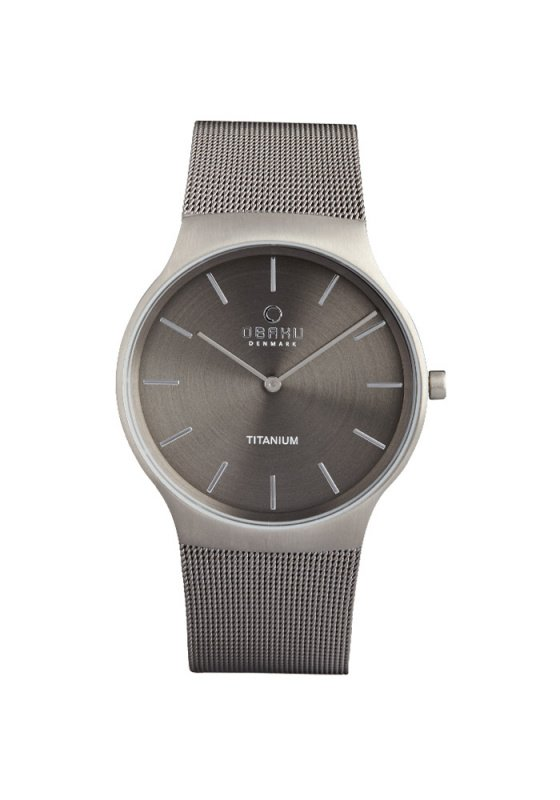 "Image of ""OBAKU Rolig V178GXTJMJ Men's Bracelet Watch"""