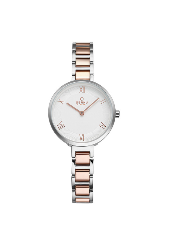 "Image of ""OBAKU Vand V195LXCISV Women's Bracelet Watch"""