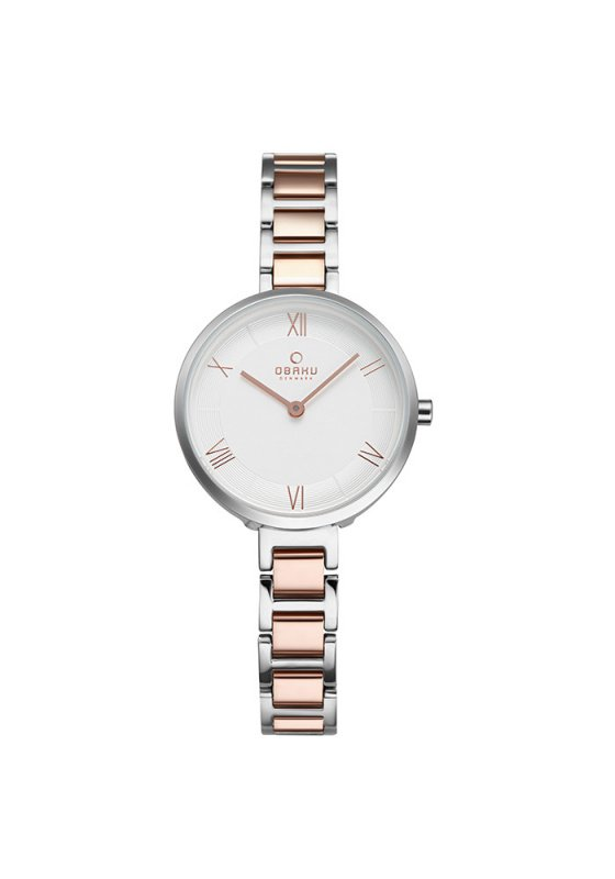 "Image of ""OBAKU Vand V195LXCISV Women's Bracelet Watch"""