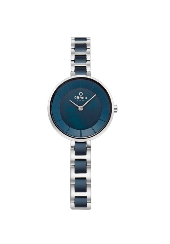 "Image of ""OBAKU Vind V183LXCLSA Women's Bracelet Watch"""