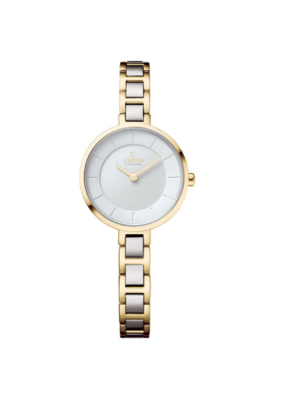 "Image of ""OBAKU Vind V183LXGISG Women's Bracelet Watch"""