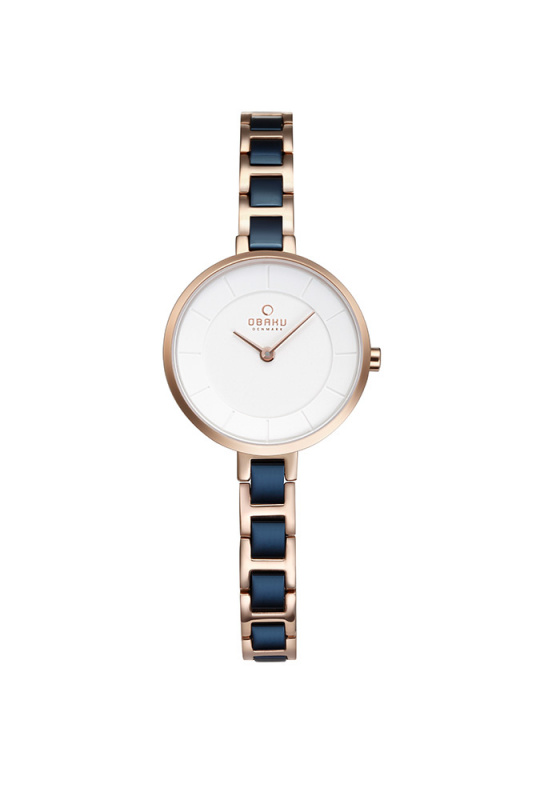 "Image of ""OBAKU Vind V183LXVISL Women's Bracelet Watch"""