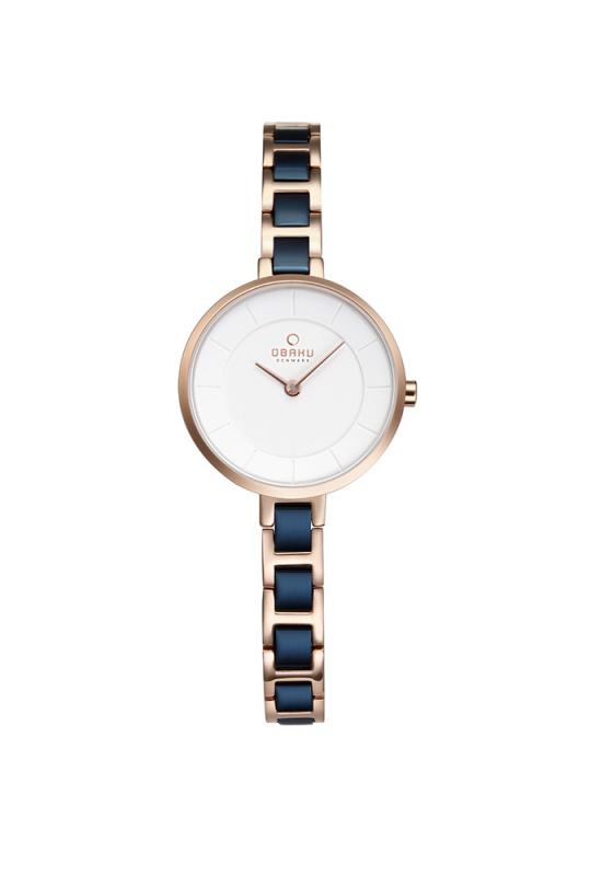 "Image of ""OBAKU Vind V183LXVISL Women's Bracelet Watch"""
