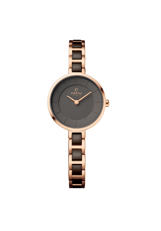 "Image of ""OBAKU Vind V183LXVNSV Women's Bracelet Watch"""