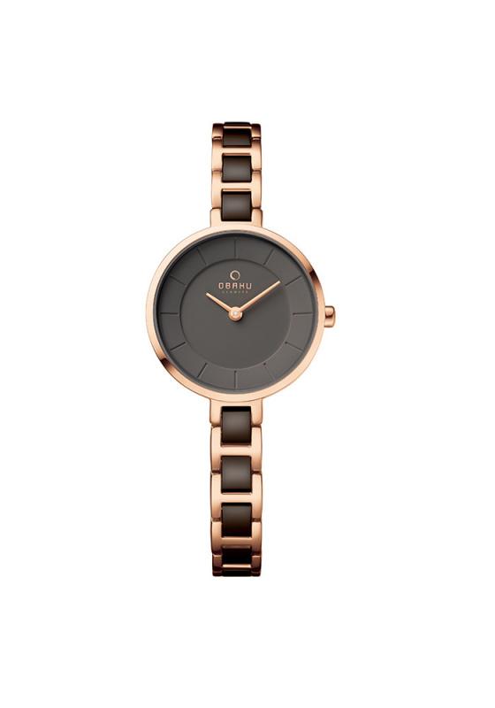 """Image of """"OBAKU Vind V183LXVNSV Women's Bracelet Watch"""""""