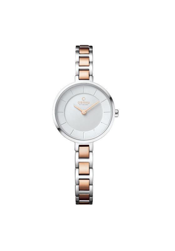 "Image of ""OBAKU Vind V183LXCISC Women's Bracelet Watch"""
