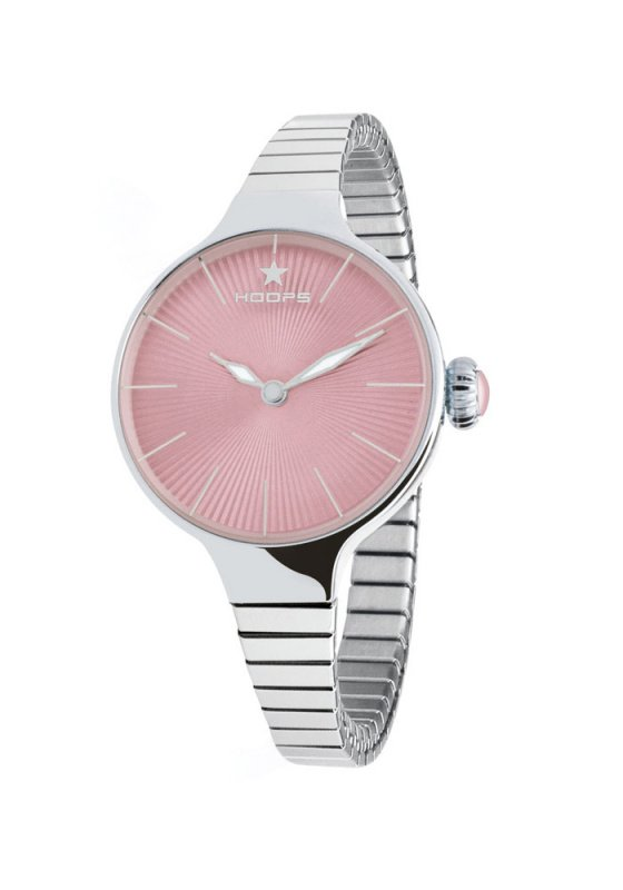 "Image of ""HOOPS Nouveau Cherie 2600LS04 Women's Bracelet Watch"""