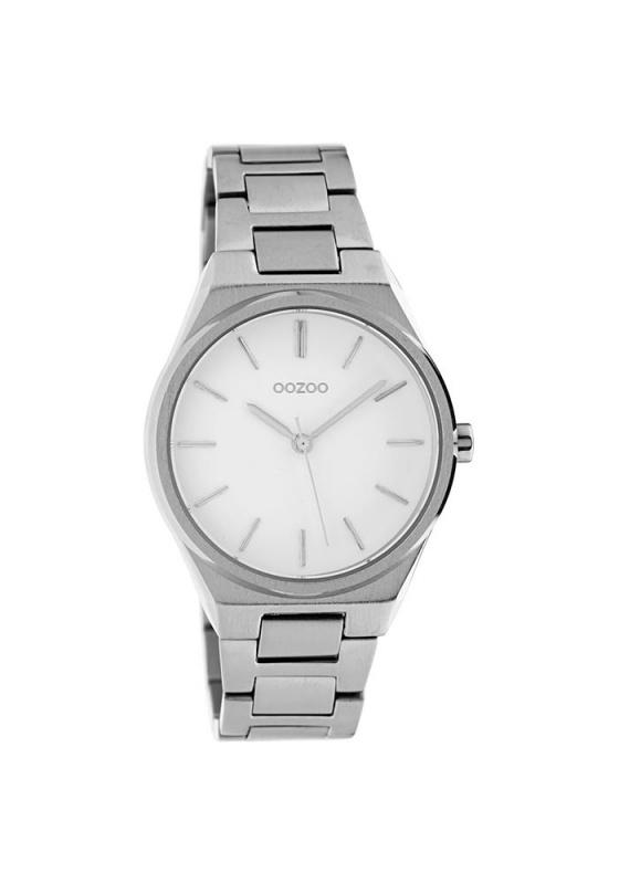 """Εικόνα του """"OOZOO Timepieces C10340 Unisex Ρολόι με Μπρασελέ"""""""