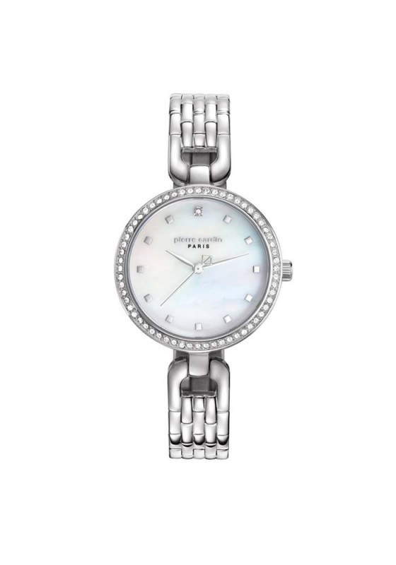 "Image of ""PIERRE CARDIN Muette Femme PC108172F04 Women's Bracelet Watch"""