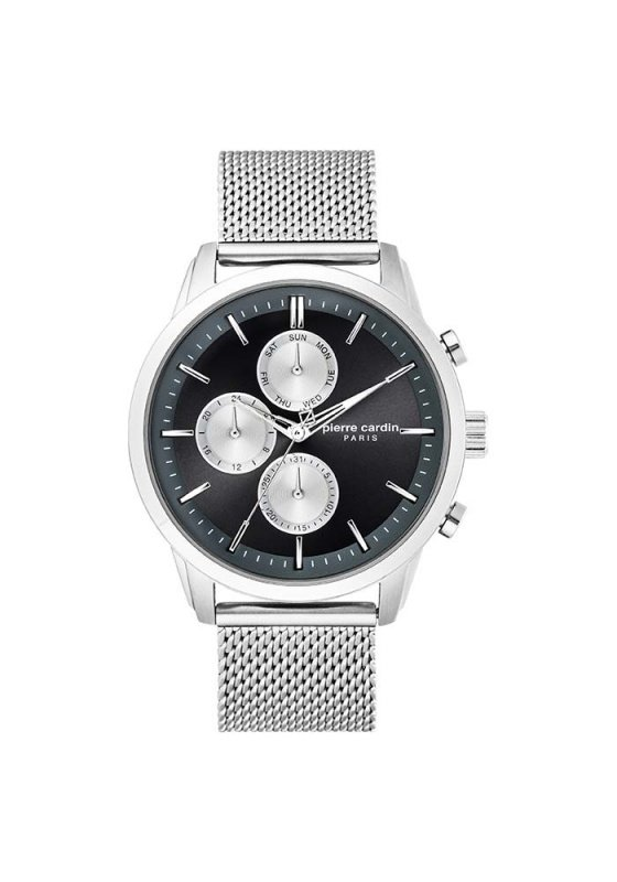 "Image of ""PIERRE CARDIN Champerret PC902741F01 Men's Bracelet Watch"""