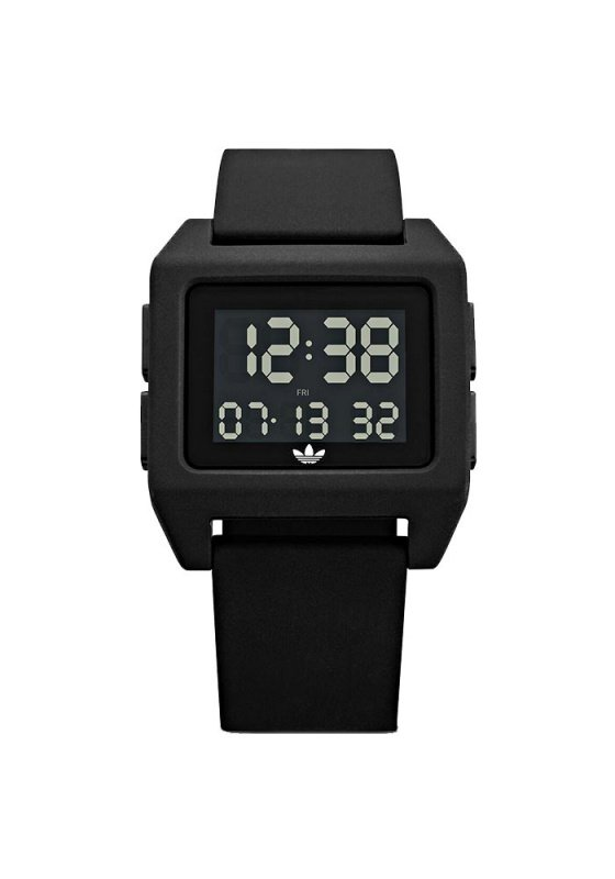 "Image of ""ADIDAS Archive_SP1 Z15-001-00 Men's Watch with Black Rubber Strap"""