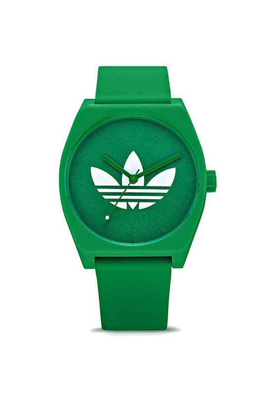 "Image of ""ADIDAS Process_SP1 Z10-3264-00 Men's Watch with Green Silicon Strap"""