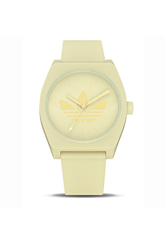 """Image of """"ADIDAS Process_SP1 Z10-3268-00 Unisex Watch with Yellow Silicon Strap"""""""