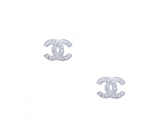 "Image of """"Stronger Together"" silver earrings"""