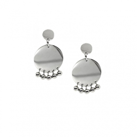 "Image of ""Stainless steel earrings, TER425"""