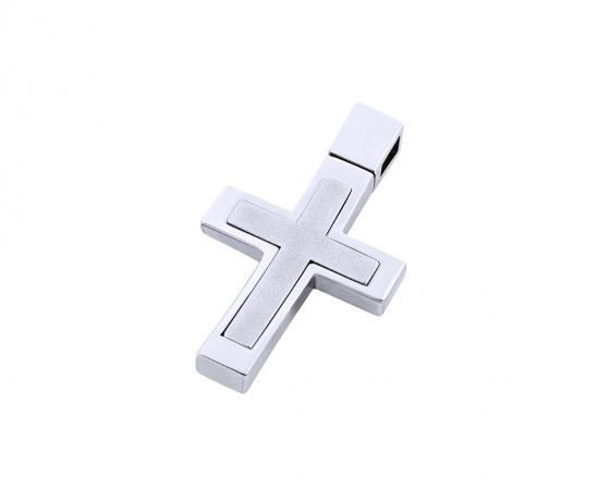 """Εικόνα του """"Χρυσός ανδρικός σταυρός Κ14, T02419"""""""
