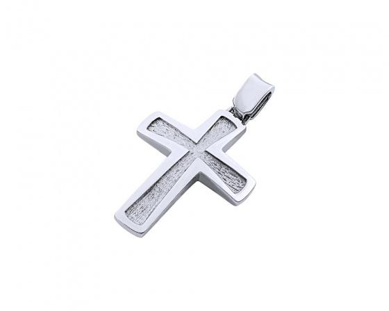 """Εικόνα του """"Χρυσός ανδρικός σταυρός Κ14, T02519"""""""