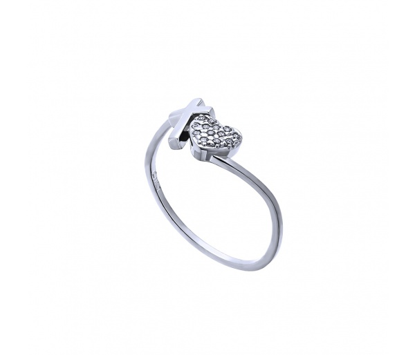 """""""Pure Love"""" ring"""