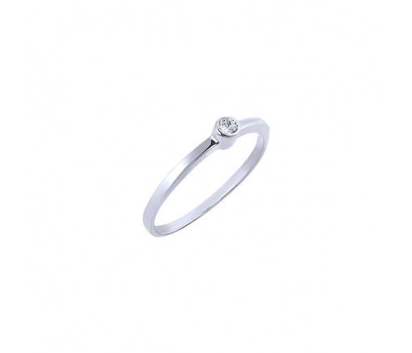 """""""Fancy"""" silver ring"""
