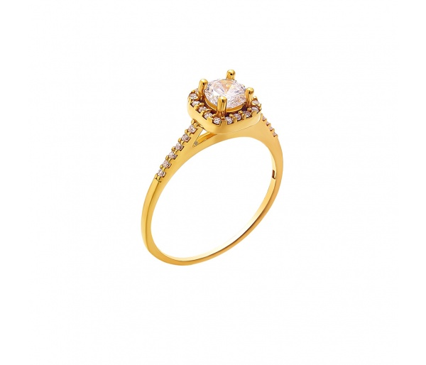 """Majesty"" ring"