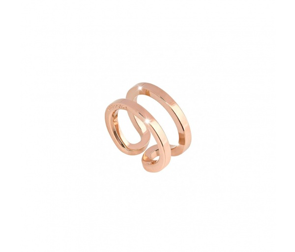 REBECCA Stockholm ring in stainless steel, BCCA02