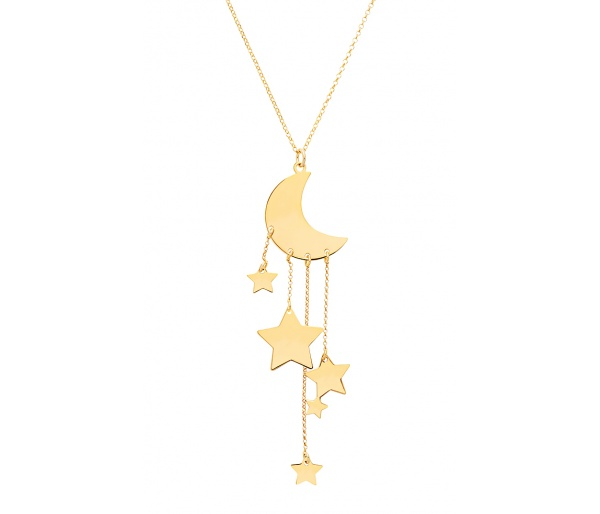 """""""A Night Full of Stars"""" necklace"""