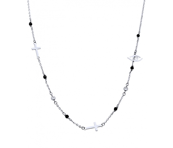 """""""Divine Protector"""" necklace"""
