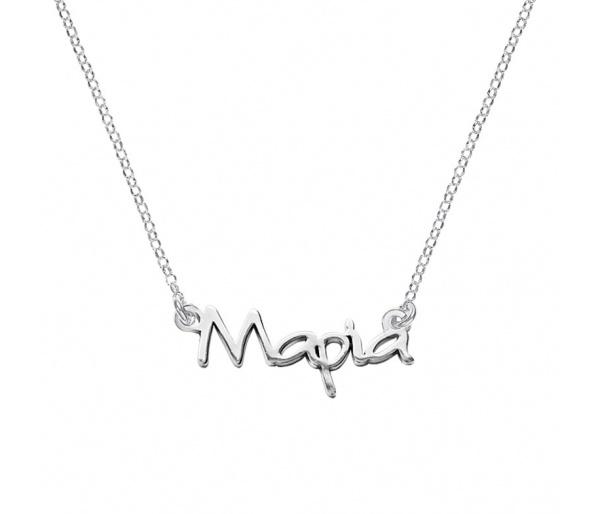 """Maria"" custom necklace"