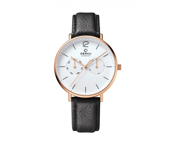 OBAKU Flod Men's Watch