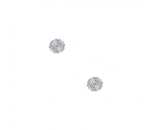 """""""Splendid"""" silver earrings"""