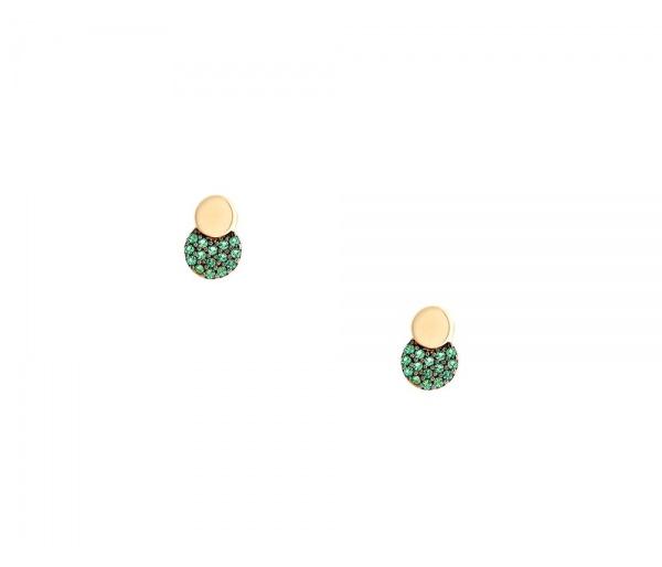 """""""Planet"""" earrings"""
