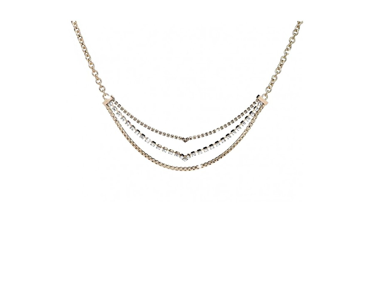 "Image of ""REBECCA Tokyo necklace in stainless steel, BTOKBC08"""