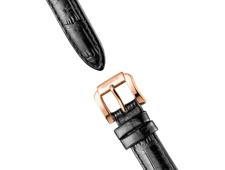 """Εικόνα του """"INGERSOLL Vamp I07002 Γυναικείο Αυτόματο Ρολόι με Μαύρο Δερμάτινο Λουρί"""""""