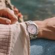 """Εικόνα του """"JCOU Orialis JU20001-3 Γυναικείο Ρολόι με Μπρασελέ"""""""
