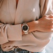 """Εικόνα του """"JCOU Orialis JU20001-4 Γυναικείο Ρολόι με Μπρασελέ"""""""