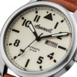 "Image of ""INGERSOLL Hatton I01301 Men's Automatic Watch with Brown Leather Strap"""