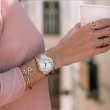 """Εικόνα του """"JCOU Siren JU19052-5 Γυναικείο Ρολόι με Μπρασελέ"""""""